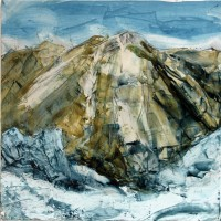 BenBreen oil on board  35 x 35 cm